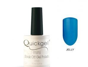 Quickgel No 807- Blueberry-Jelly-Mini Βερνίκι νυχιών 7,5 ml