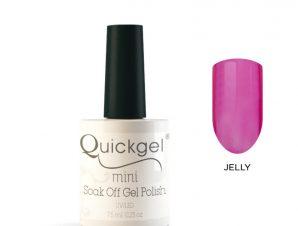 Quickgel No 812-Big-Babol Jelly Mini Βερνίκι νυχιών 7,5 ml