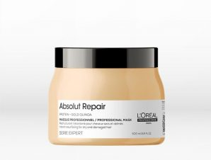 L΄Oreal Professionnel NEW Serie Expert Absolut Repair Gold Quinoa + Protein Μάσκα 500ml