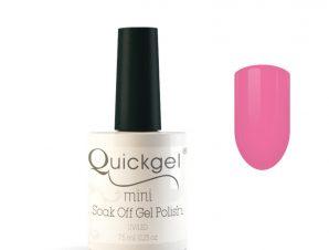 Quickgel No 802 – Hot Pink Mini Βερνίκι νυχιών 7,5 ml