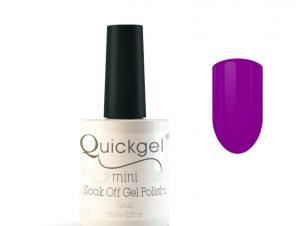 Quickgel No 126 – Punky Mini – Βερνίκι 7,5 ml