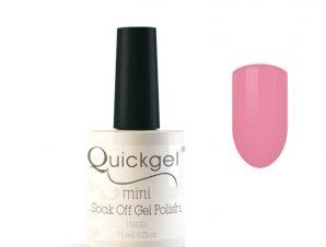 Quickgel No 130 – Sweet Pink Mini Βερνίκι νυχιών 7,5 ml
