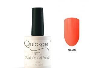 Quickgel No 268 – Rihanna Mini – Βερνίκι 7,5 ml