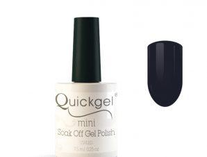 Quickgel No 320 – Be Dark Mini Βερνίκι νυχιών 7,5 ml