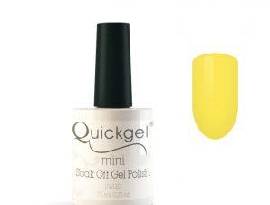 Quickgel No 740 – Soleil Mini Βερνίκι νυχιών 7,5 ml
