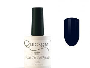 Quickgel No 800 – Dark Wave Mini Βερνίκι νυχιών 7,5 ml