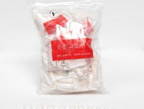 Nail Tips – 500 Λευκά Τεμάχια